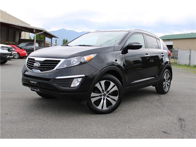 2013 Kia Sportage EX (Stk: K17-8903B) in Chilliwack - Image 1 of 15
