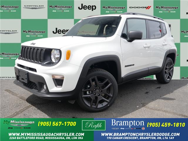 2021 Jeep Renegade North (Stk: 21377) in Mississauga - Image 1 of 6