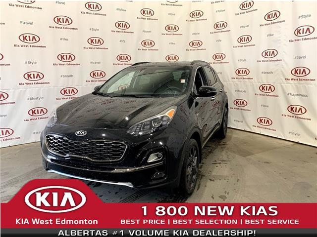 2022 Kia Sportage EX Premium S (Stk: 22974) in Edmonton - Image 1 of 28