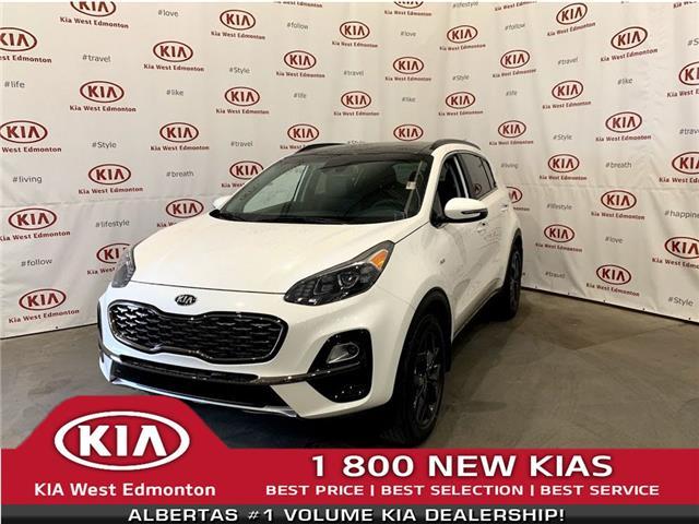 2022 Kia Sportage EX Premium S (Stk: 22988) in Edmonton - Image 1 of 28