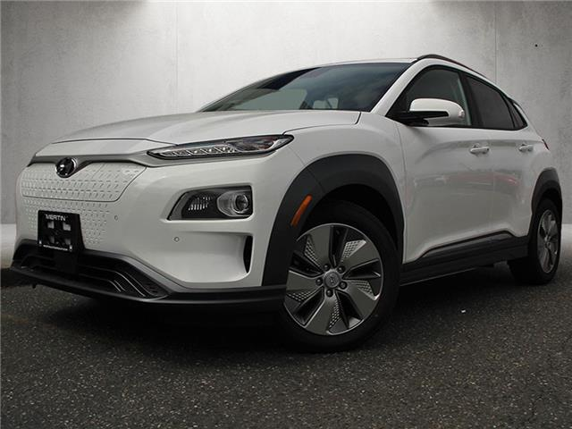 2021 Hyundai Kona EV Preferred (Stk: HB3-2074) in Chilliwack - Image 1 of 10