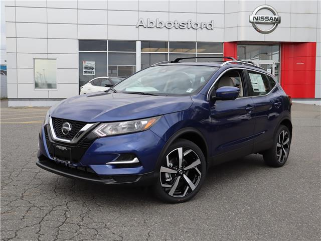 2021 Nissan Qashqai SV (Stk: A21162) in Abbotsford - Image 1 of 30