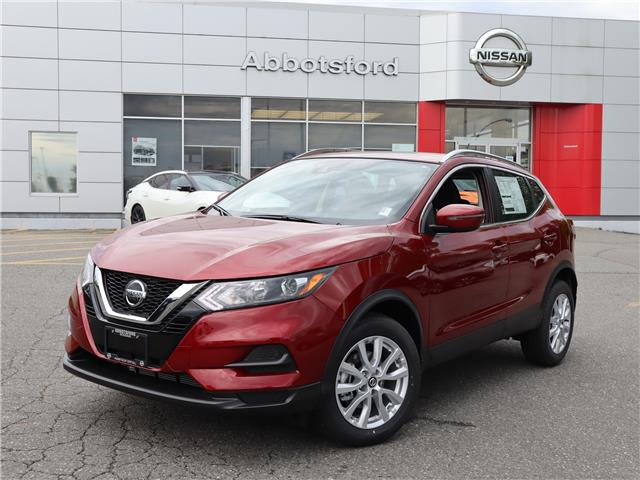 2021 Nissan Qashqai SV (Stk: A21160) in Abbotsford - Image 1 of 29