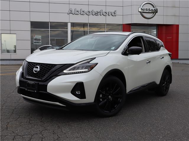 2021 Nissan Murano Midnight Edition (Stk: A21136) in Abbotsford - Image 1 of 30