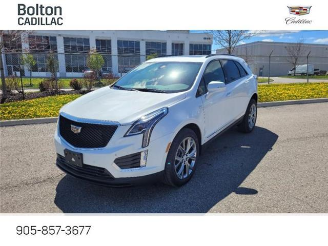 2021 Cadillac XT5 Sport (Stk: 176881) in Bolton - Image 1 of 14