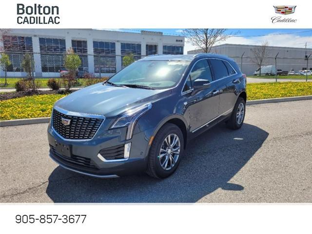 2021 Cadillac XT5 Premium Luxury (Stk: 177211) in Bolton - Image 1 of 14