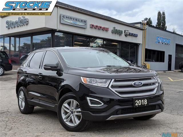 2018 Ford Edge SEL (Stk: 36416) in Waterloo - Image 1 of 28