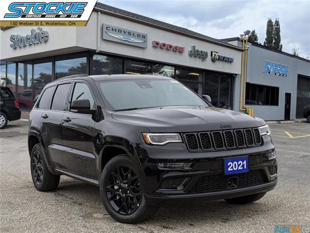 2021 Jeep Grand Cherokee Limited (Stk: 36444) in Waterloo - Image 1 of 16