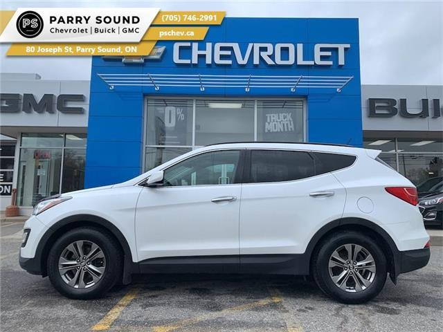 2014 Hyundai Santa Fe Sport  (Stk: 21-072A) in Parry Sound - Image 1 of 19
