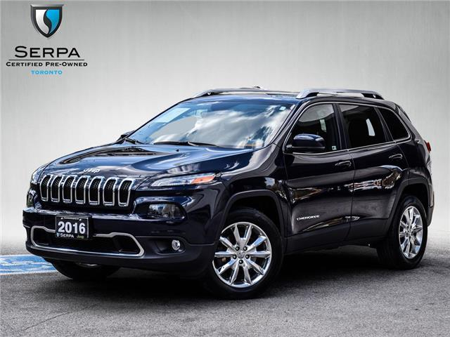 2016 Jeep Cherokee Limited (Stk: 214027A) in Toronto - Image 1 of 27