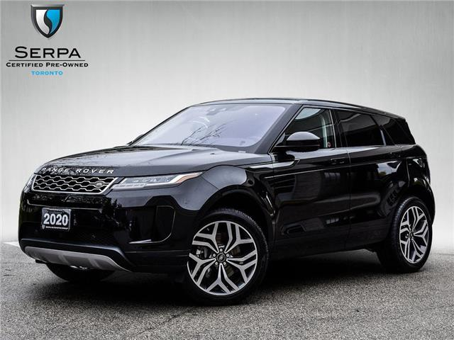 2020 Land Rover Range Rover Evoque S (Stk: P9321) in Toronto - Image 1 of 30