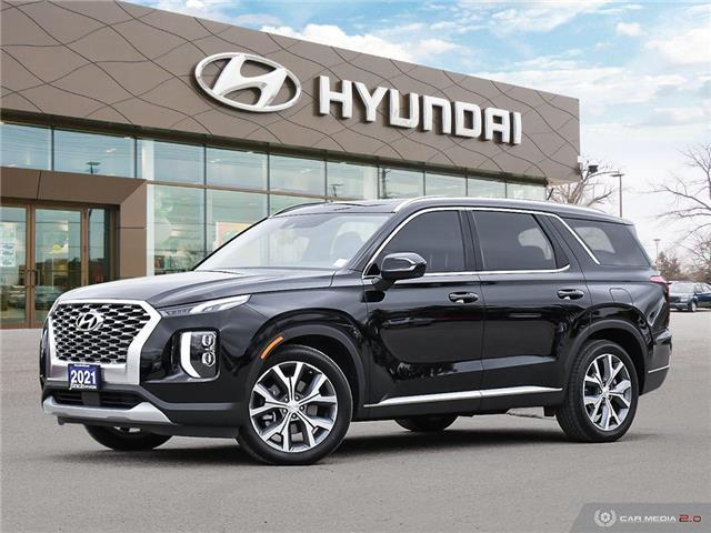 2021 Hyundai Palisade Preferred (Stk: 97886) in London - Image 1 of 26