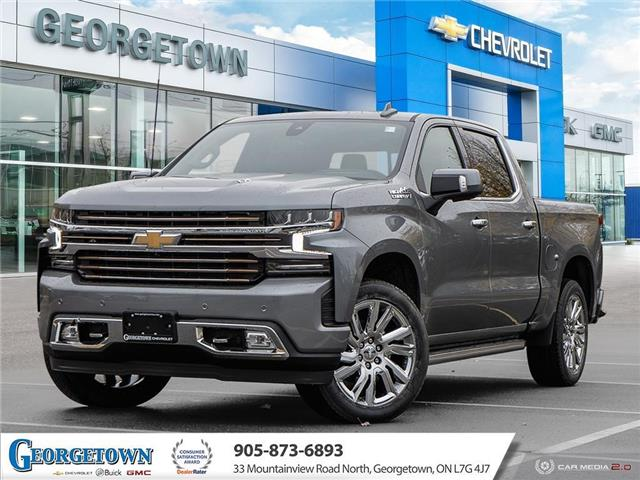 2021 Chevrolet Silverado 1500 High Country (Stk: 32539) in Georgetown - Image 1 of 28