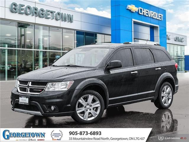 2013 Dodge Journey R/T (Stk: 33403) in Georgetown - Image 1 of 27