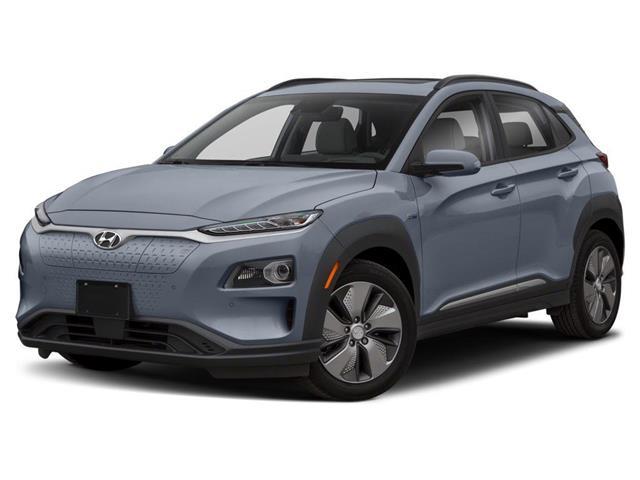 2021 Hyundai Kona EV Preferred (Stk: KE14536) in Saint-Jean-sur-Richelieu - Image 1 of 9