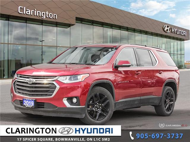 2019 Chevrolet Traverse LT (Stk: U1204) in Clarington - Image 1 of 27