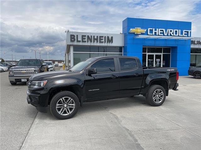 2021 Chevrolet Colorado WT (Stk: 1B036A) in Blenheim - Image 1 of 16