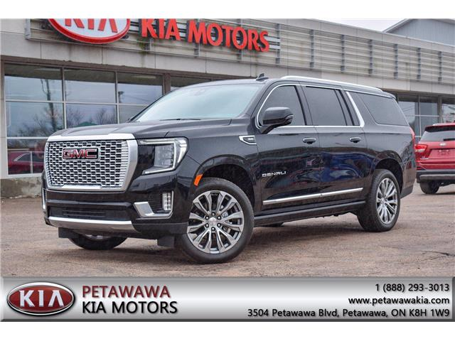 2021 GMC Yukon XL Denali (Stk: P0109) in Petawawa - Image 1 of 30