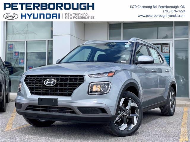 2021 Hyundai Venue Trend (Stk: H123937) in Peterborough - Image 1 of 30