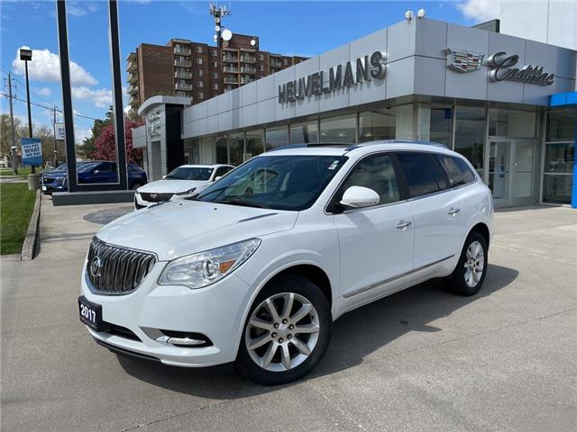 2017 Buick Enclave Premium (Stk: M215A) in Chatham - Image 1 of 19