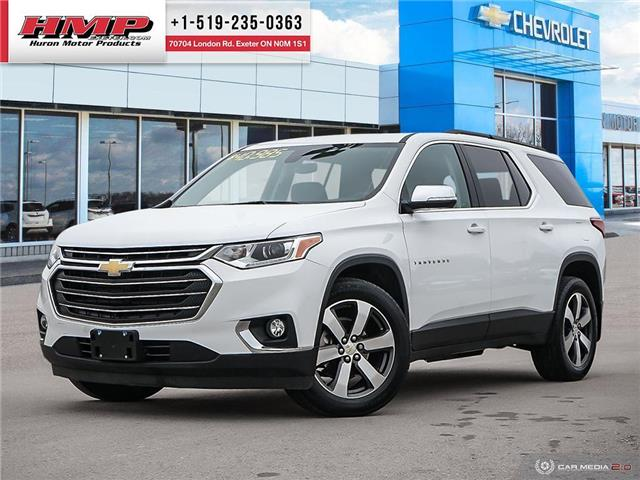 2019 Chevrolet Traverse 3LT (Stk: 84143) in Exeter - Image 1 of 27