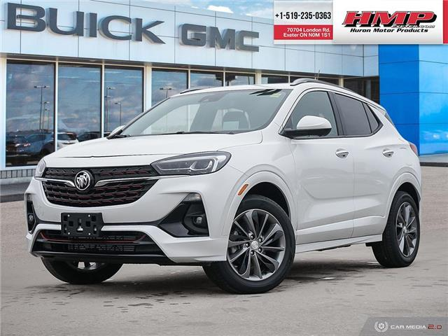 2021 Buick Encore GX Essence (Stk: 90534) in Exeter - Image 1 of 27