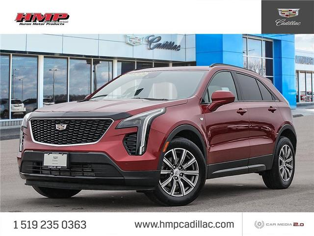 2019 Cadillac XT4 Sport (Stk: 90548) in Exeter - Image 1 of 27