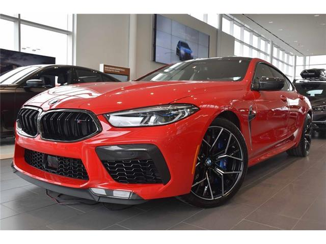 2022 BMW M8 Gran Coupe
