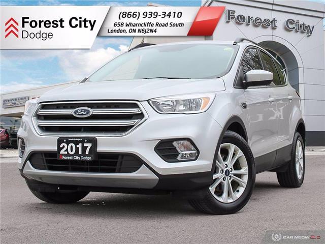 2017 Ford Escape SE (Stk: 21-5009A) in Sudbury - Image 1 of 29