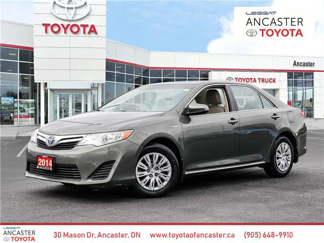 2014 Toyota Camry Hybrid LE (Stk: 20727A) in Ancaster - Image 1 of 26