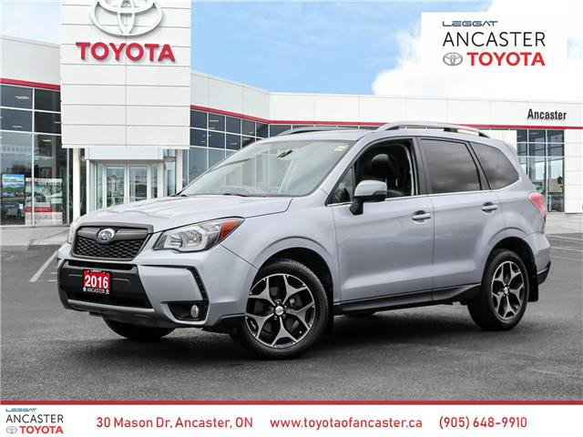 2016 Subaru Forester 2.0XT Limited Package (Stk: 4153A) in Ancaster - Image 1 of 25