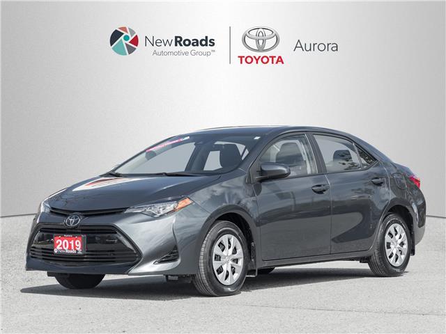 2019 Toyota Corolla  (Stk: 6865) in Aurora - Image 1 of 17