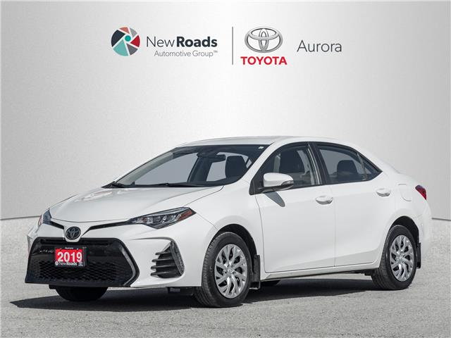 2019 Toyota Corolla  (Stk: 325481) in Aurora - Image 1 of 18