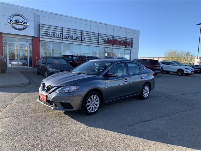2019 Nissan Sentra 1.8 S (Stk: P2156) in Smiths Falls - Image 1 of 17