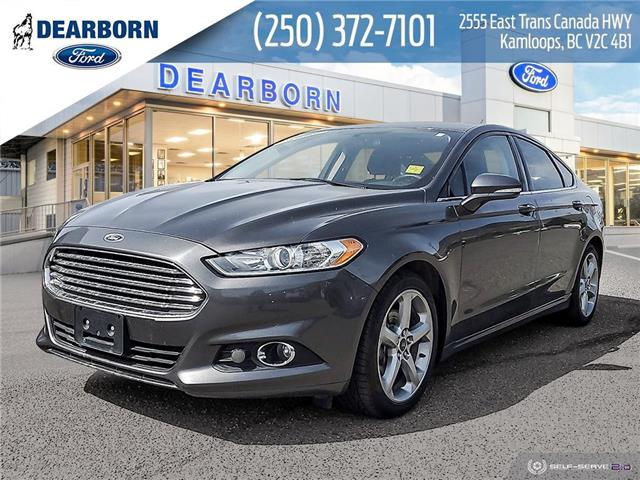 2015 Ford Fusion SE (Stk: RL362AA) in Kamloops - Image 1 of 25
