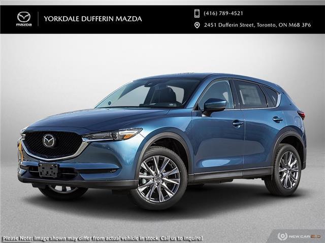 2021 Mazda CX-5 GT (Stk: 21814) in Toronto - Image 1 of 23