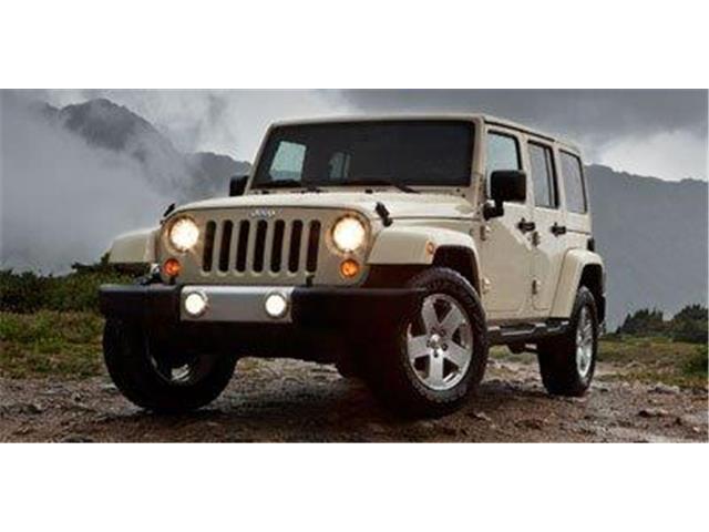 2011 Jeep Wrangler Unlimited Sahara (Stk: 9230991) in Ottawa - Image 1 of 1