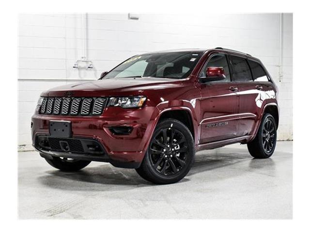 2021 Jeep Grand Cherokee Laredo (Stk: 21J069) in Kingston - Image 1 of 30