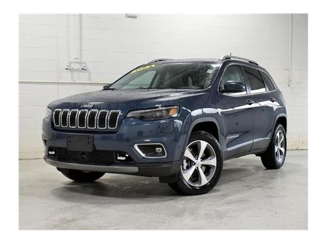 2021 Jeep Cherokee Limited (Stk: 21J089) in Kingston - Image 1 of 30