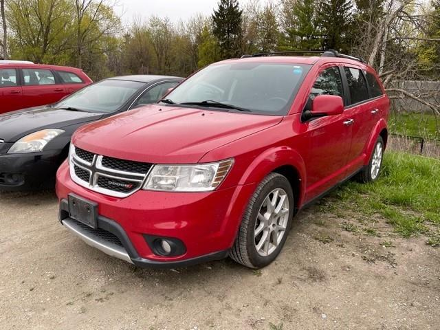 2013 Dodge Journey R/T (Stk: 510777) in Milton - Image 1 of 1
