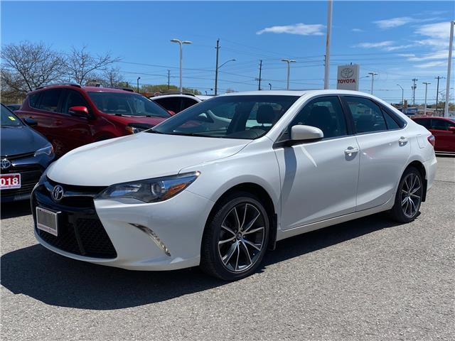 2017 Toyota Camry XSE (Stk: CX056A) in Cobourg - Image 1 of 1