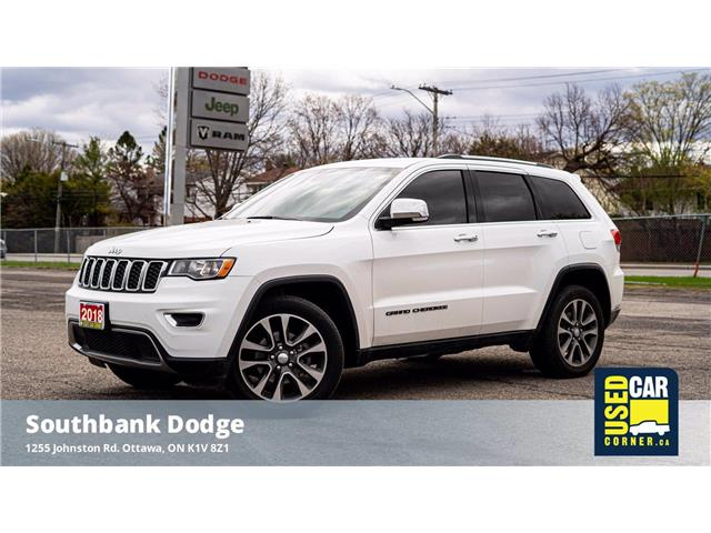 2018 Jeep Grand Cherokee Limited (Stk: 923019) in OTTAWA - Image 1 of 26