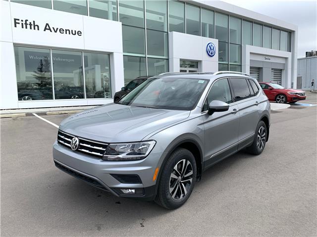 2021 Volkswagen Tiguan United (Stk: 21156) in Calgary - Image 1 of 16