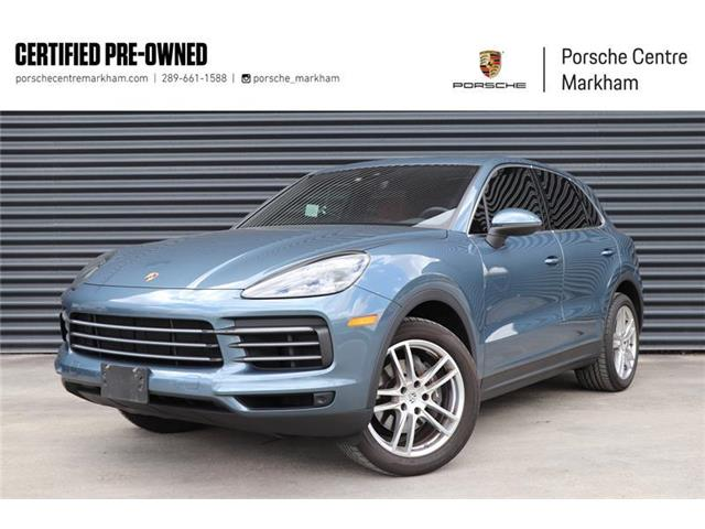 2019 Porsche Cayenne Base (Stk: PU0054) in Markham - Image 1 of 20