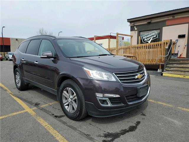2015 Chevrolet Traverse 1LT (Stk: A21082A) in Ottawa - Image 1 of 24