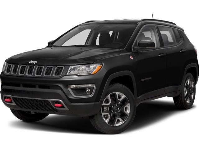 New 2021 Jeep Compass Trailhawk  - Nipawin - Nipawin Chrysler Dodge