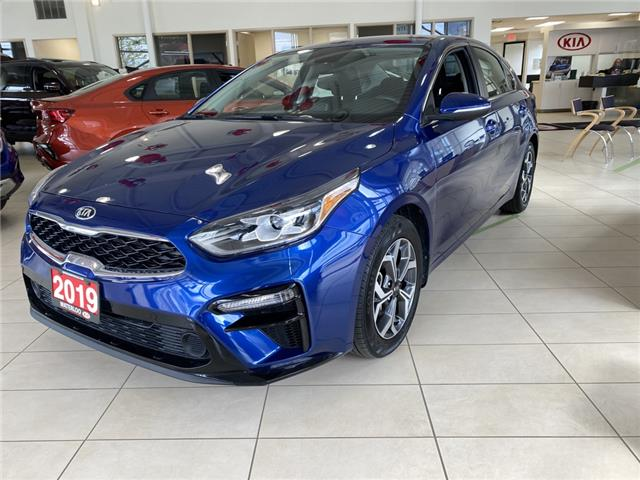 2019 Kia Forte  (Stk: 21264A) in Waterloo - Image 1 of 20