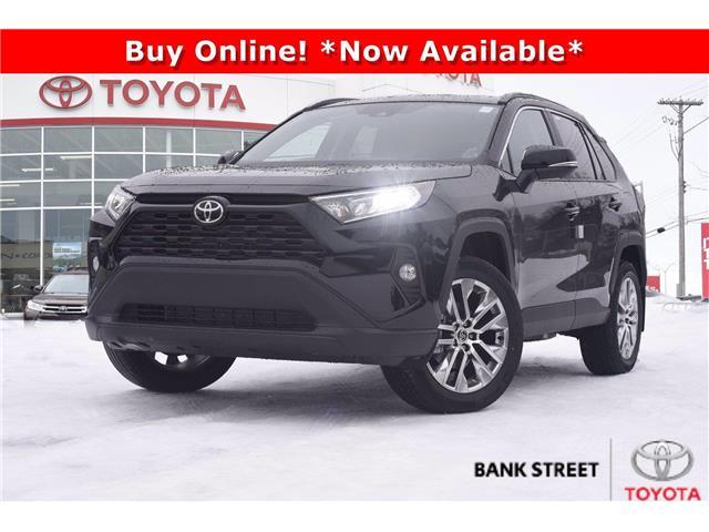 2021 Toyota RAV4 XLE (Stk: 19-29142) in Ottawa - Image 1 of 26