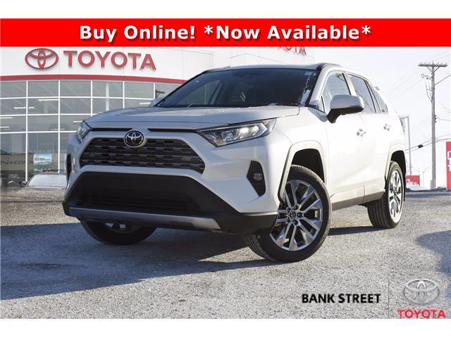 2021 Toyota RAV4 Limited (Stk: 19-28841) in Ottawa - Image 1 of 25