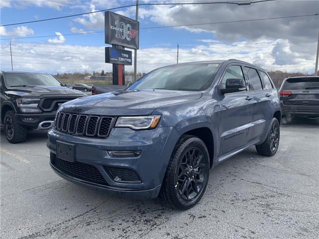 2021 Jeep Grand Cherokee Limited (Stk: 6998) in Sudbury - Image 1 of 18